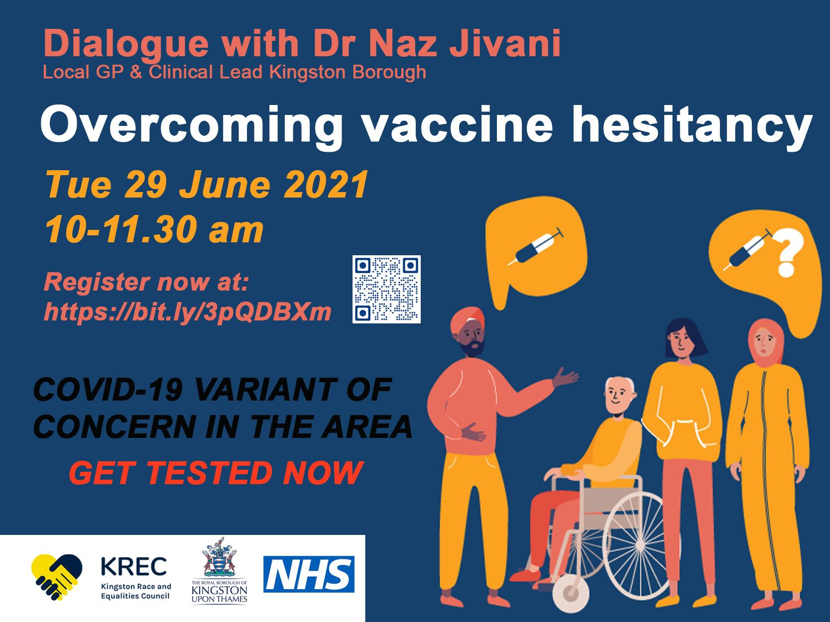 Lets talk about vaccine hesitancy